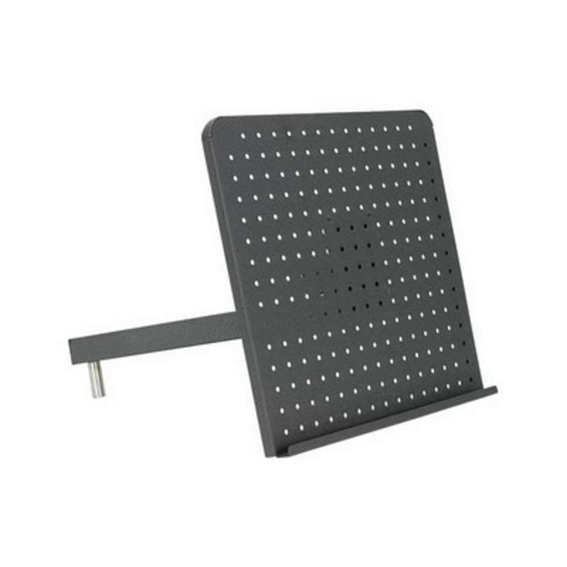 QS MTS SWING ARM PEGBOARD 16X16
