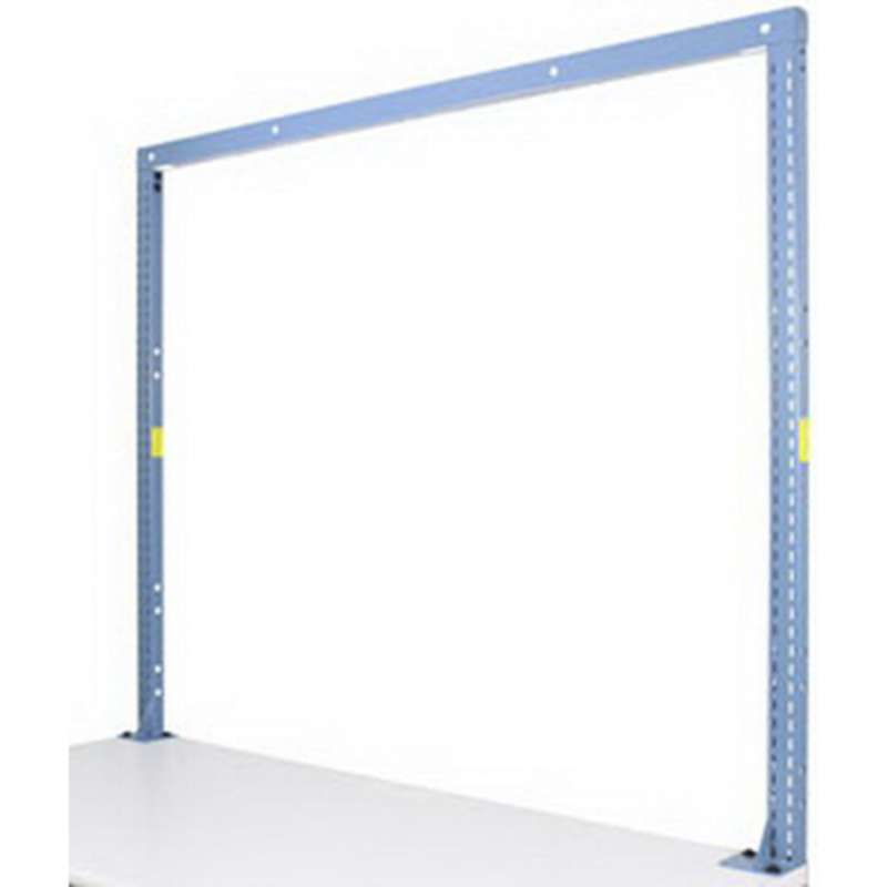 "MTS-II Quick Ship Vertical Upright Structure 2-Post 48""L, EZE Blue"