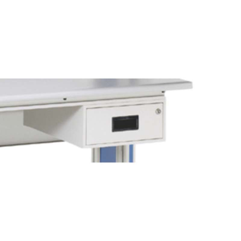 "Dim4 Quick Ship Single 6"" Drawer Assembly with Lock"