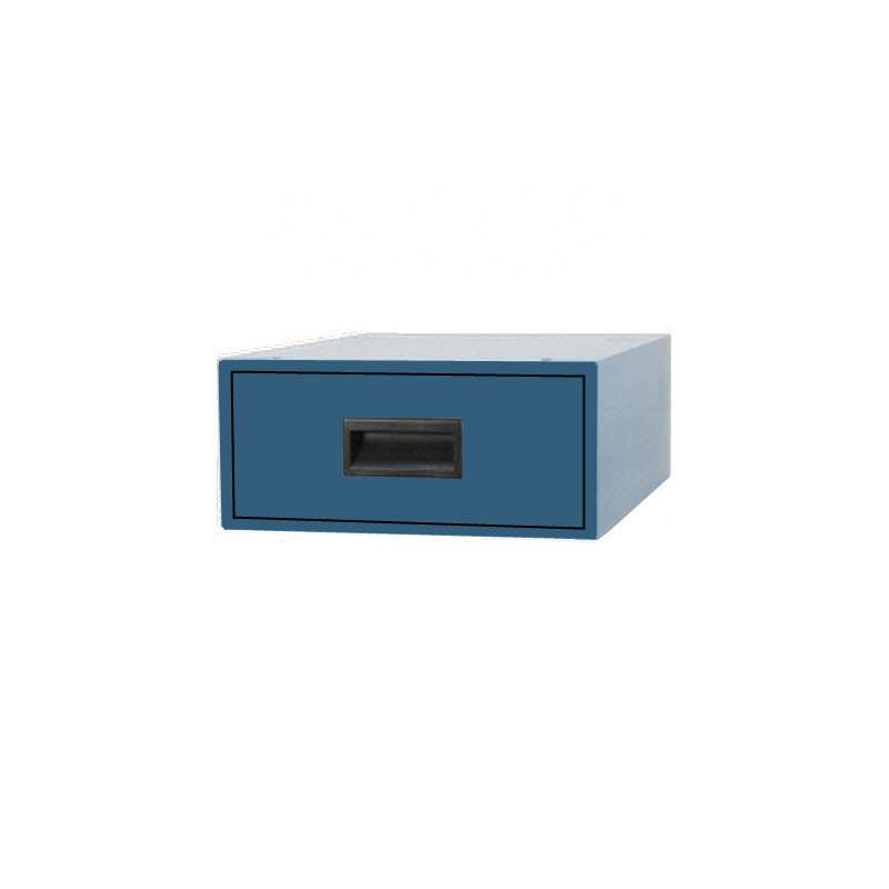 "Workmaster™ Quick Ship Drawer, 6"" Single, Sky Blue"