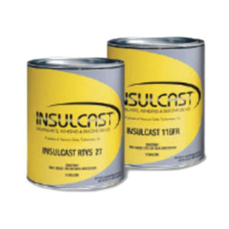 Insulcast® 125 Part A Epoxy Compound, 1 gal, Black