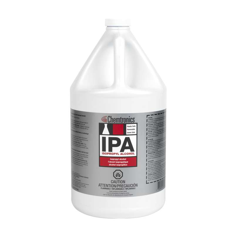 Isopropyl Alcohol 99 Pure IPA 1 Gallon Plastic Container