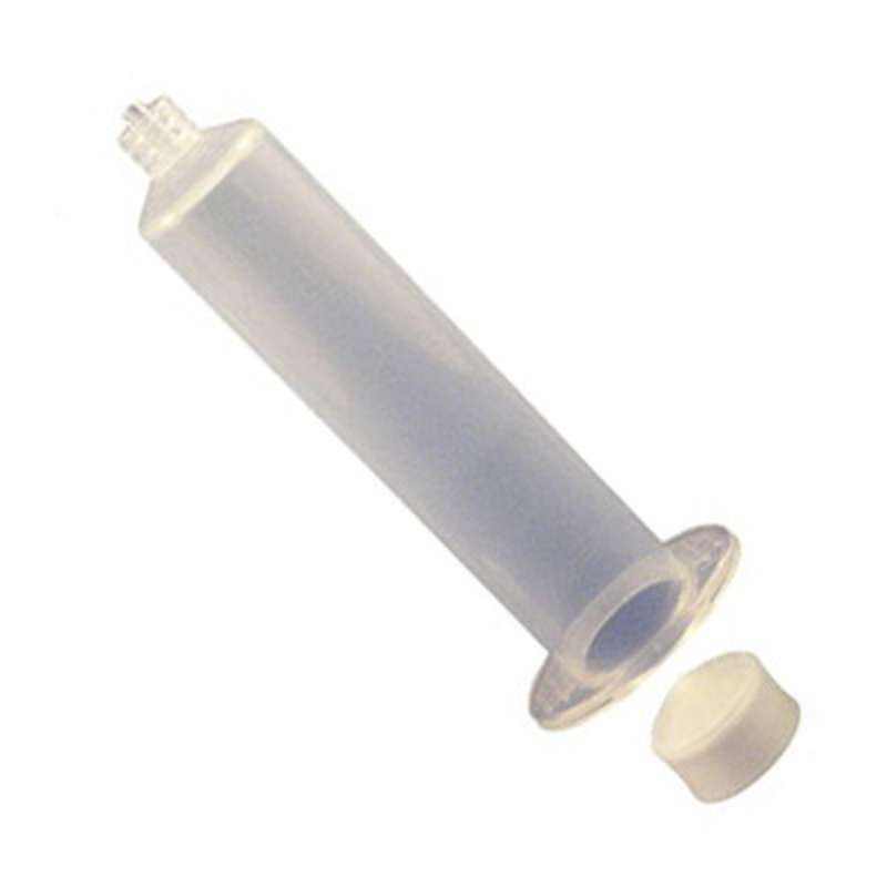 Air Syringe With Stopper, 30 cc