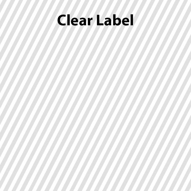 "K Series Industrial Labeling Tape, Polyethylene Olefin, 4"" x 49.2', Clear for PEARLabel® 400iXL"