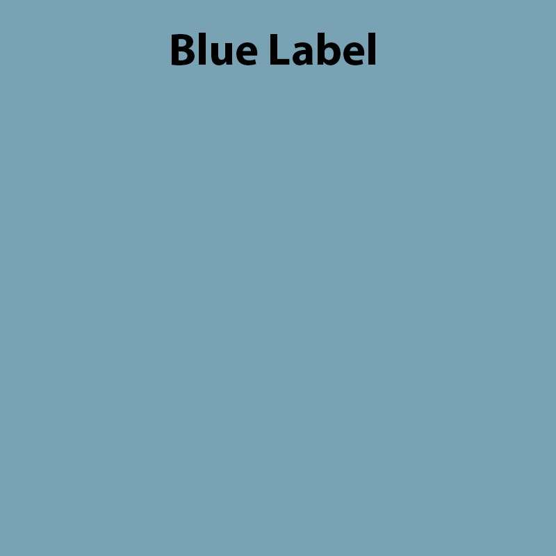 "K Series Industrial Labeling Tape, Polyethylene Olefin, 4"" x 49.2', Blue for PEARLabel® 400iXL"