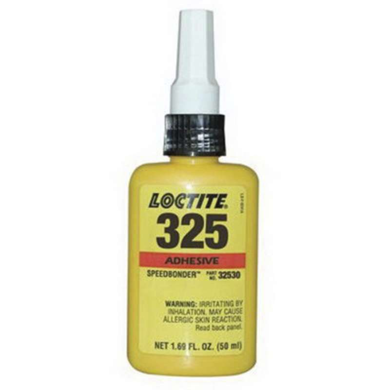 Loctite® Speedbonder™ 312 Structural Adhesive, 50 mL Kit, Clear Amber