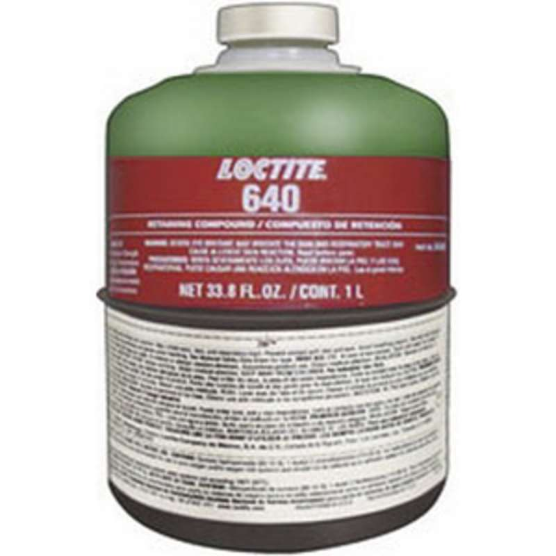 Loctite 209764 640 Retaining Compound 1 Liter
