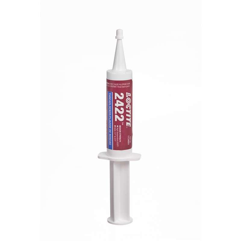 2422™ Threadlocker, High Temperature, Medium Strength