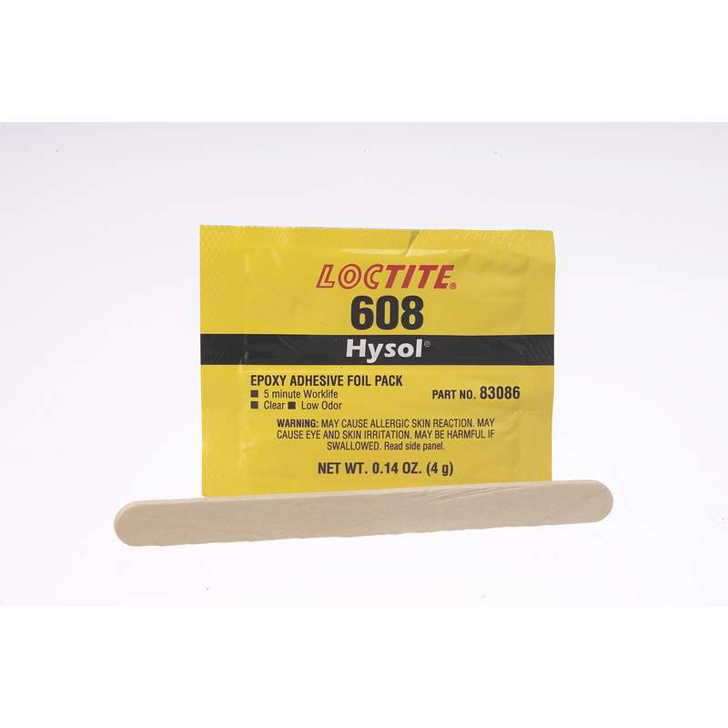 608™ Hysol® Adhesive, Clear, Non-sag