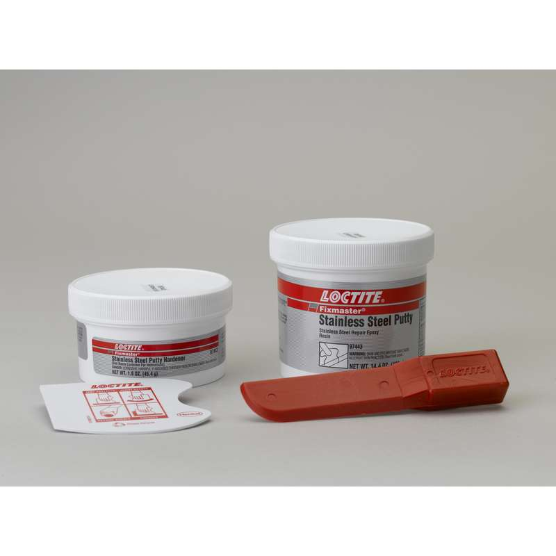 Fixmaster® Stainless Steel Putty