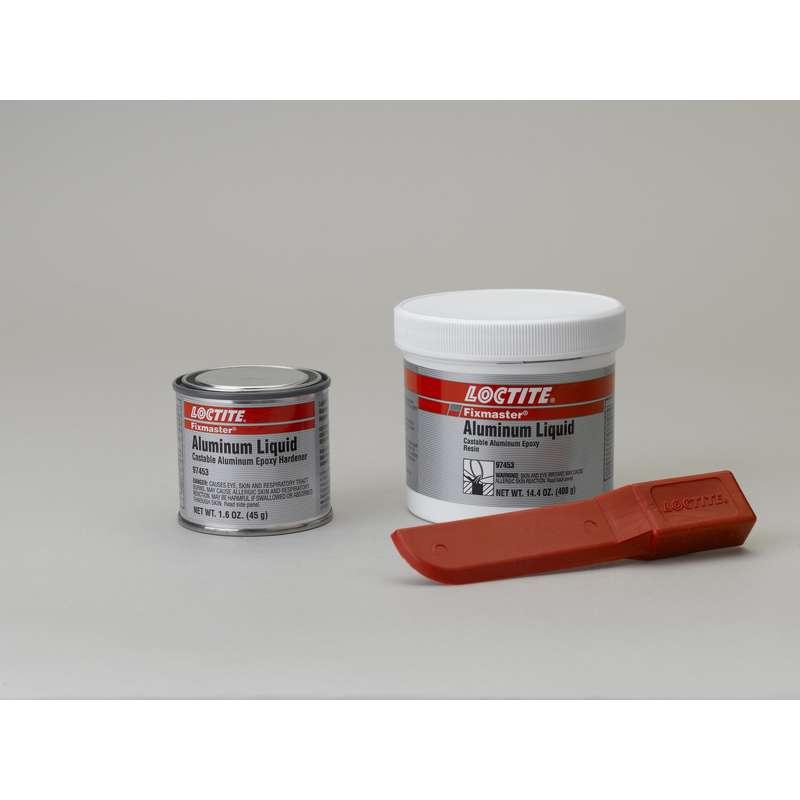 Fixmaster® Aluminum Liquid, 1lb Kit