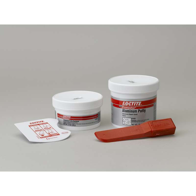 Fixmaster® Aluminum Putty