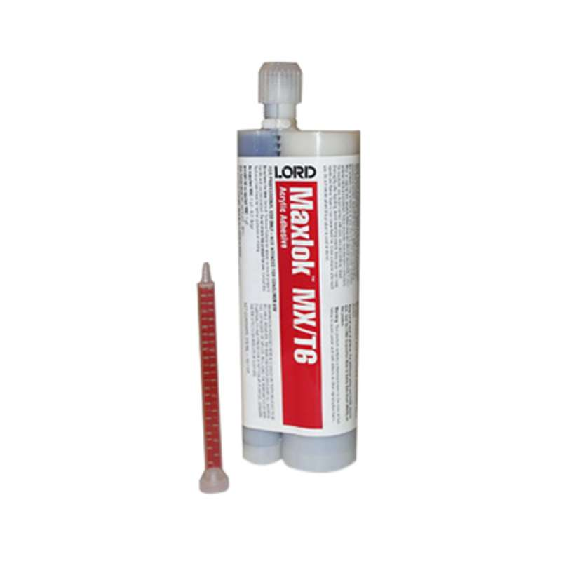 Lord MX/T6 Acrylic Adhesive, 375 mL Cartridge