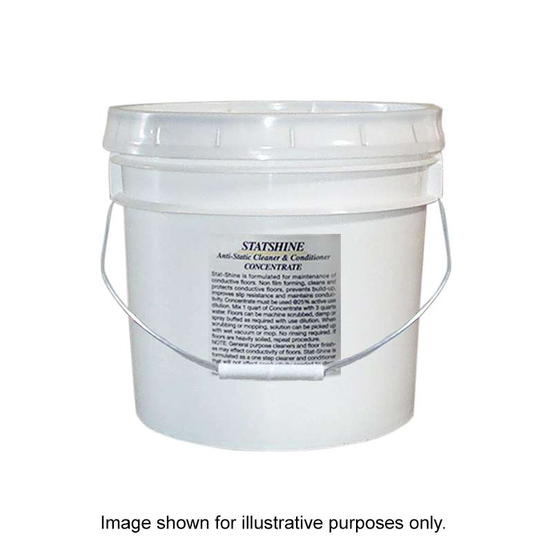 Floor Cleaner Concentrate ESD Stat-Shine 5 Gallon Pail