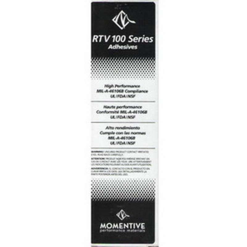 Momentive RTV103 High Performance Silicone Adhesive Sealant
