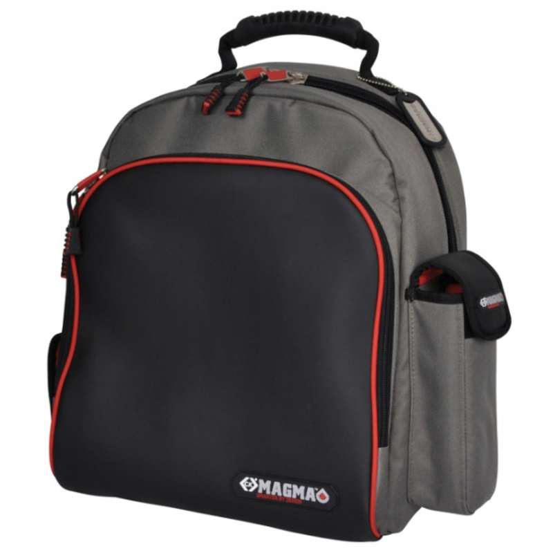 """Technician's Rucksack with Over 31 Pockets and Holders, 15 x 9-7/8 x 16-1/2"""""""
