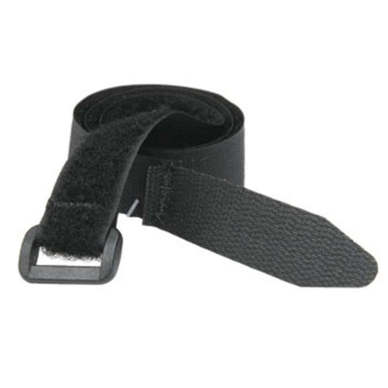"""ESD-Safe Non Stretch D-Ring Cable Tie, 3/4 x 18"""""""