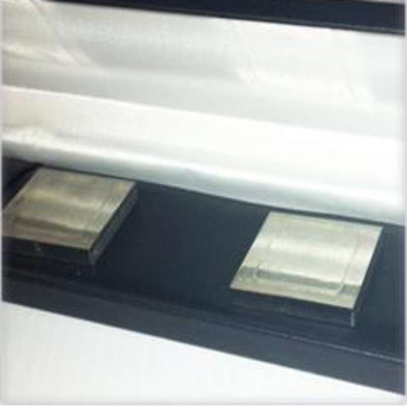 Flip Chip Flux Transfer Block Kit, Set of 2 Blocks, Depth 0.03mm and 0.05mm