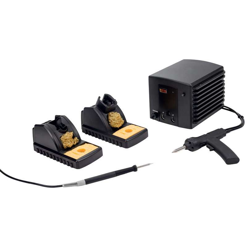 MFR-1300 Series Desoldering Rework Station with Internal Pump, 100-240 VAC