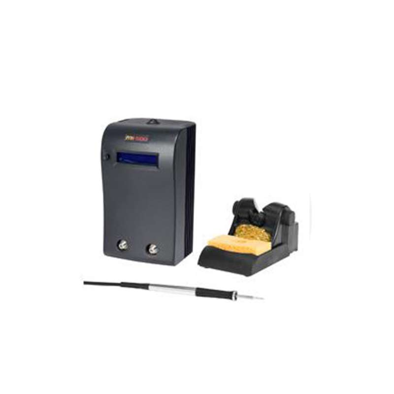 MX-500AV ESD-Safe Soldering Rework System with MX-W1AV Soldering Hand-Piece and MX-H1-AV Workstand