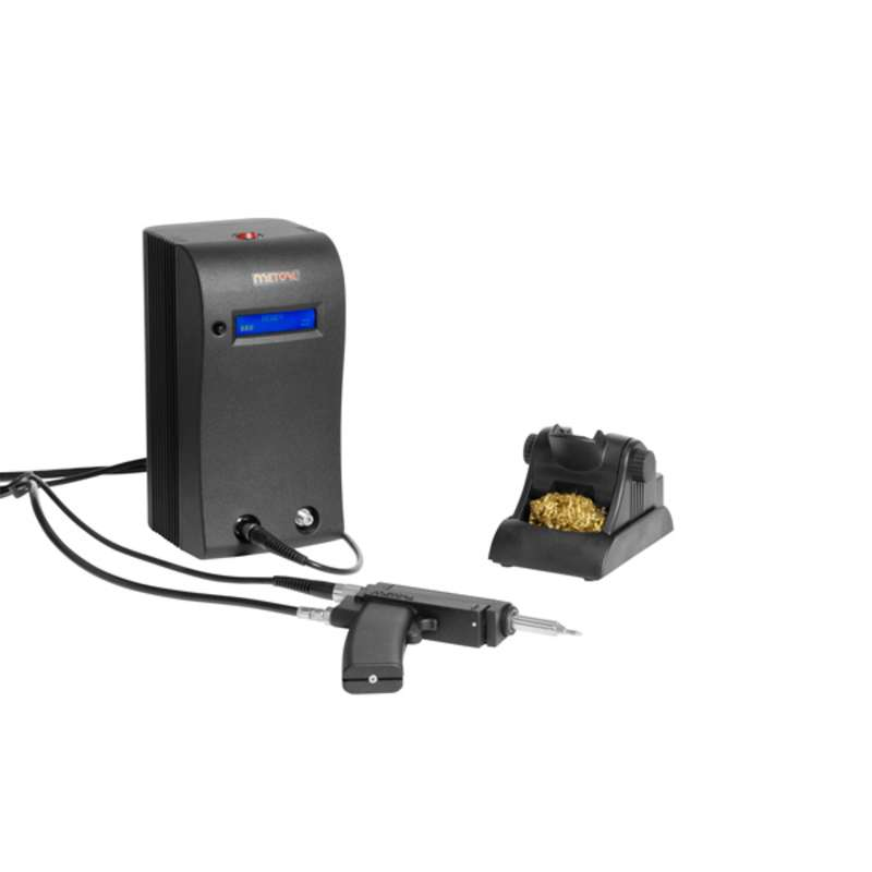 MX-5250 ESD-Safe Dual Simultaneous Output Rework System with MX-DS1 Desoldering Hand-Piece