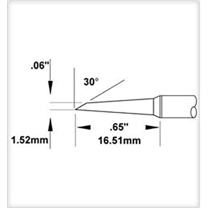 Metcal CV-5200 Standard Hoof Cartridge
