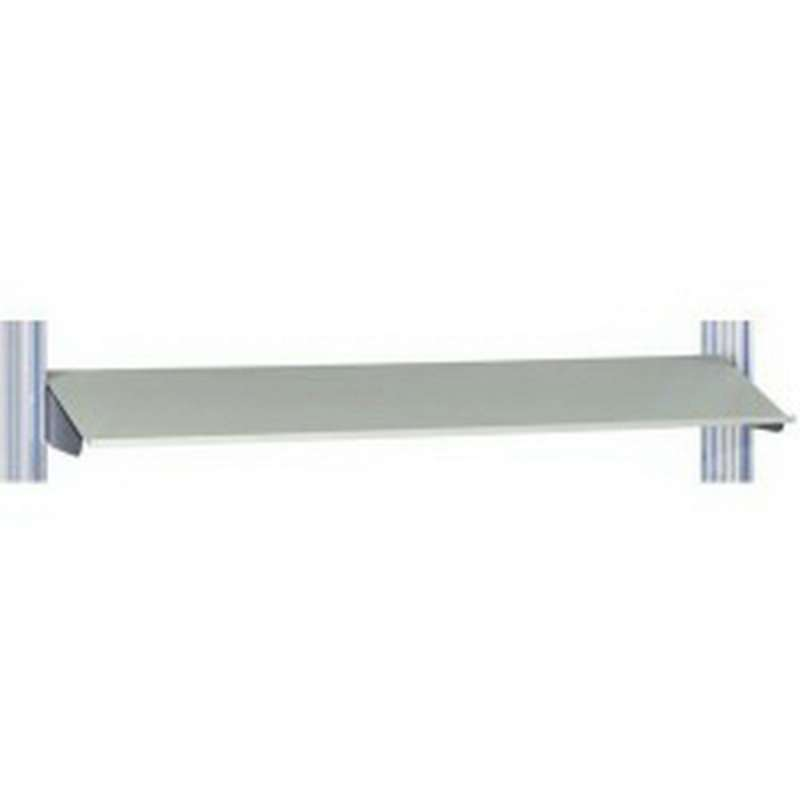 "Adjustable Metal Shelf, 12""Wx60""L, Fits 60"" Upright System"