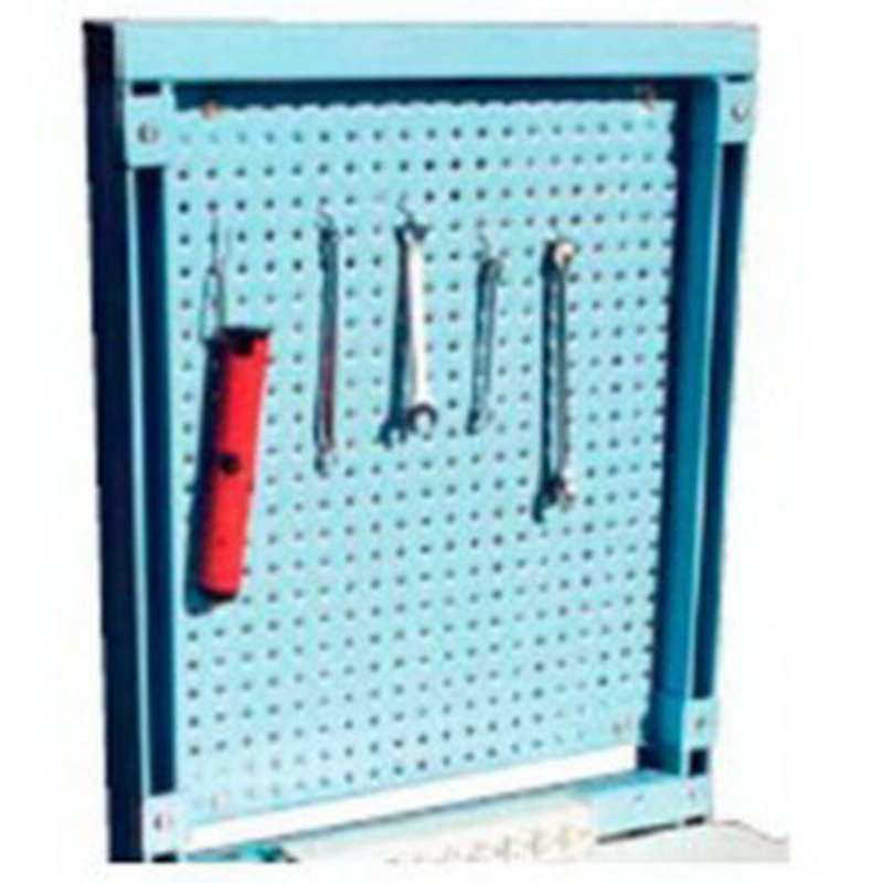 "Pro-Line Steel Pegboard for 24"" x 72"" Benches"