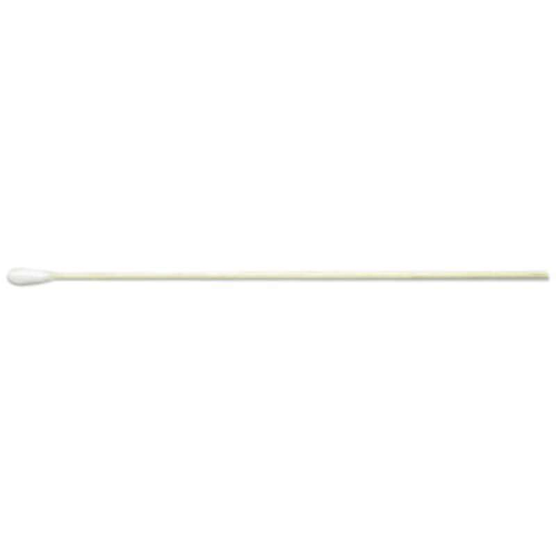 """Cotton Swab with .188"""" Tip and Wood Handle, 6"""" Long, 100 per Bag"""