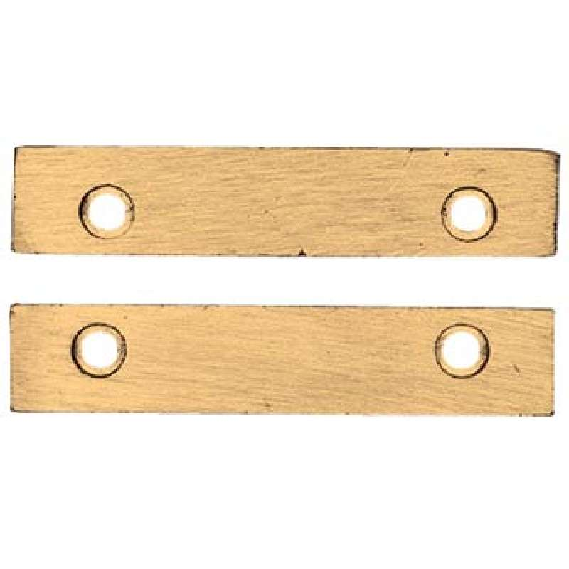 Model 354 Replacement Brass Jaws for the 303 and 304 Vise Heads