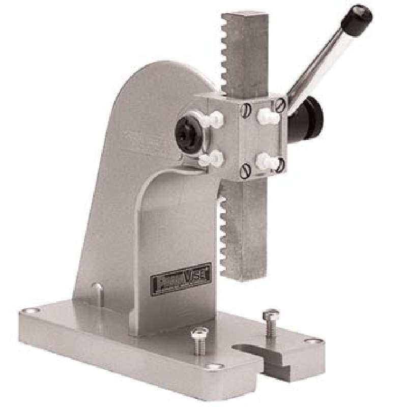 "Model 502 PanaPress® Precision Bench Mount Press with 8"" Lever Arm"