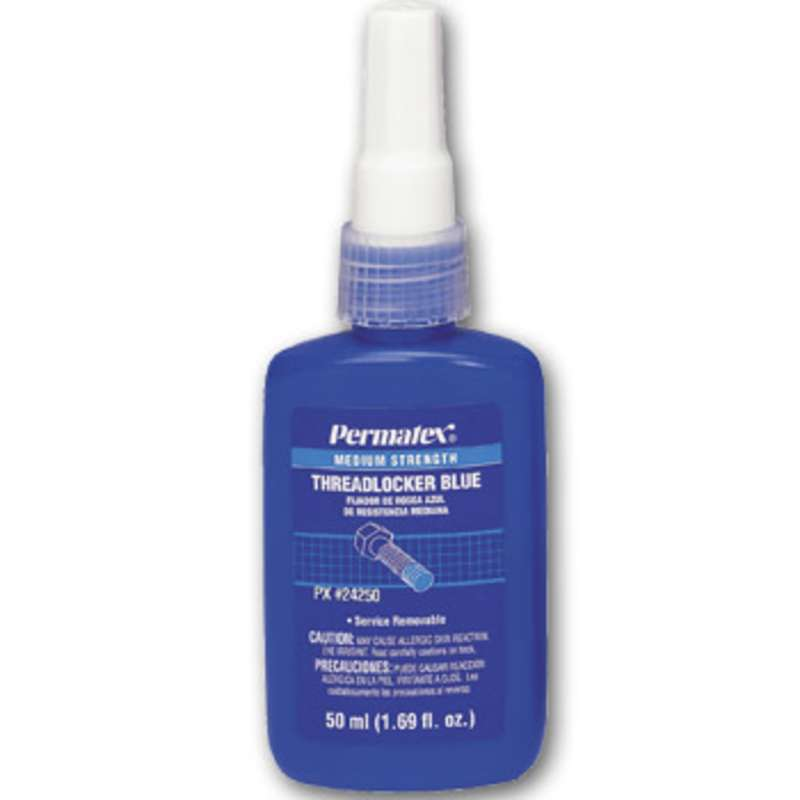 Medium Strength Blue Threadlocker, 50 ml Bottle