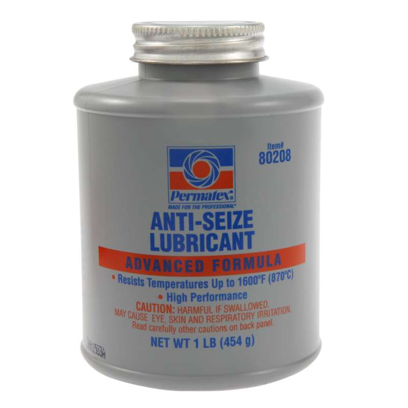 Anti-Seize Heavy Duty Lubricant in Brush-Top Bottle, 16 oz.