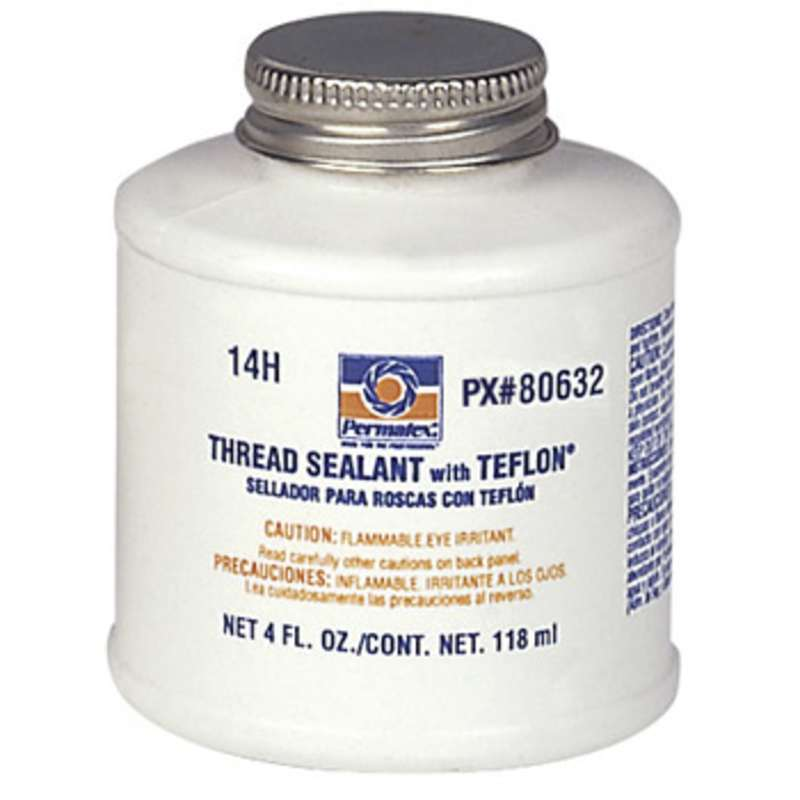 Economical General Purpose Thread Sealant, 4 oz. Bottle