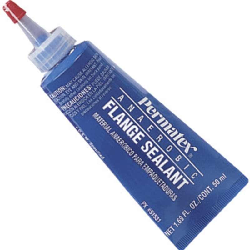 Anaerobic Flexible Gasketing Flange Sealant, 50 ml Tube