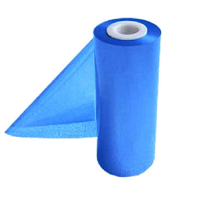 "Anti-Static 4mil Blue Polyethylene Film Roll, 48"" x 600' Long"