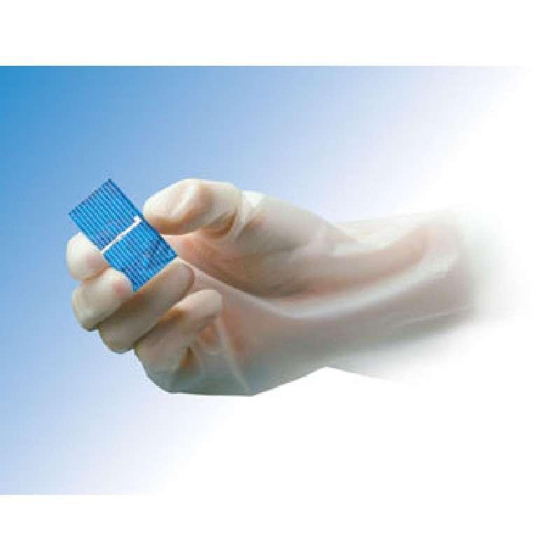 PolyTuff® Polyurethane 4 mil ESD Glove, Class 100, Clear, Small, 10/CA