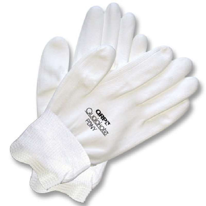 Qualakote® Polyurethane Palmed Dipped Assembly Inspection Gloves, XX-Large