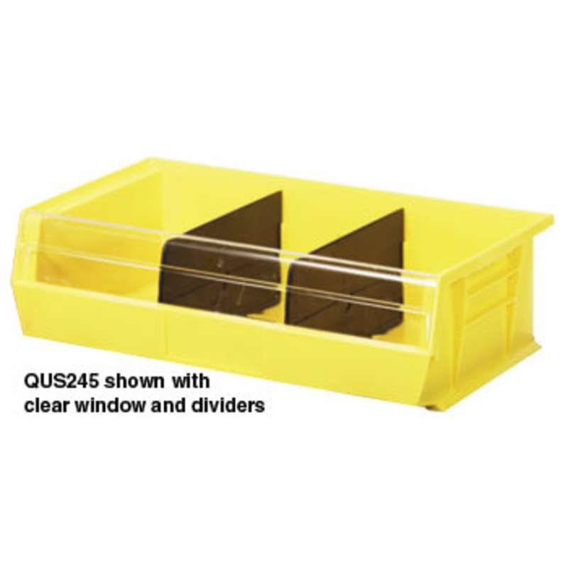 Clear Window for QUS255, 4 per Case