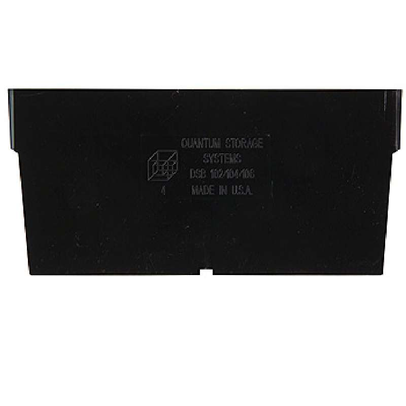 4in Divider for Shelf Bins QSB102, QSB104, QSB106, Conductive, 50 per Case