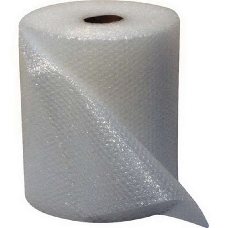 Sealed Air Strong Grade Bubble Wrap, 1/2 in, 48 in, 250 ft