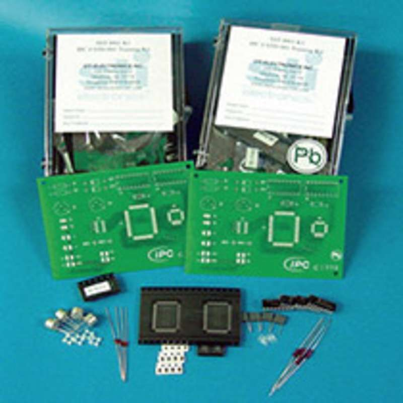 J Std 001 Soldering Workmanship Certification Kit Lead Free Option