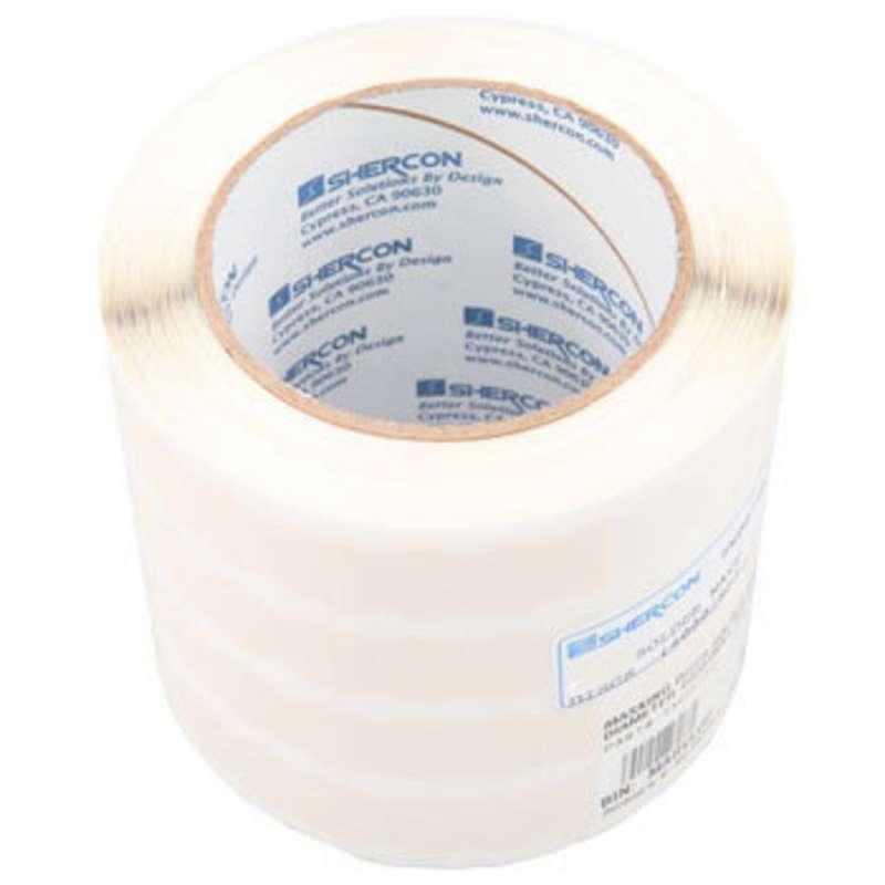"Solder Wave Beige Masking Discs 7.5mil Thick, 1/8"" Diameter, 5000/Roll"