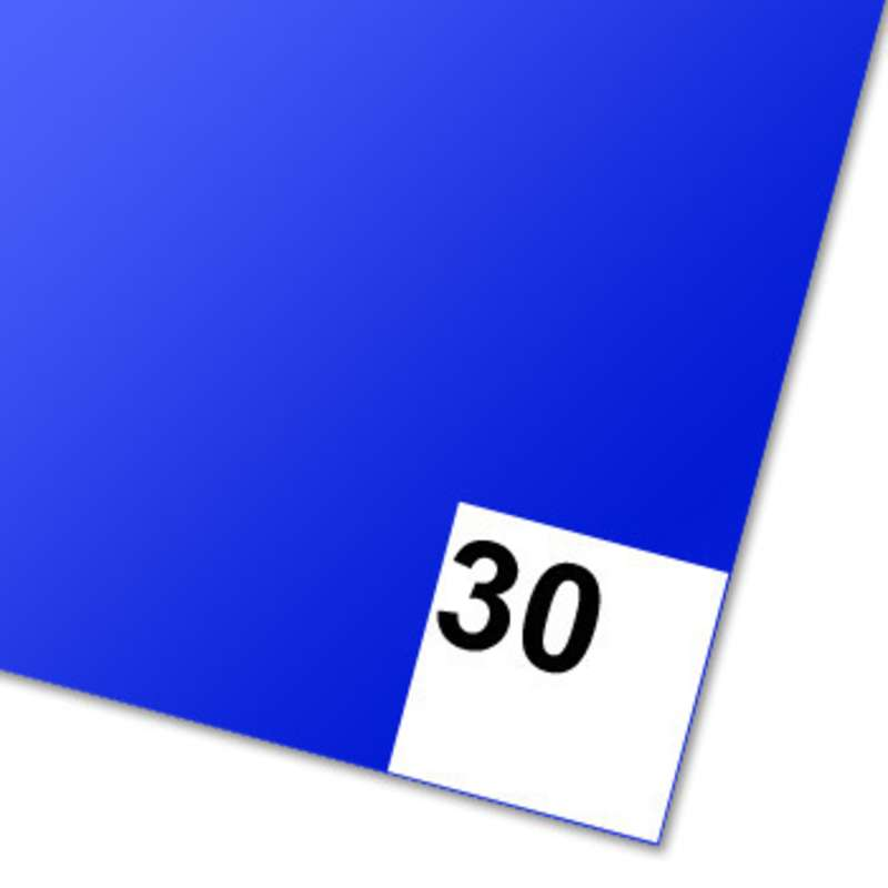 """Adhesive Entrance Mat with 30 Peel-Off Layers and Suitable For Dust/Dirt Free Environments, Blue, 36 x 36"""", 4 Mats per Case"""