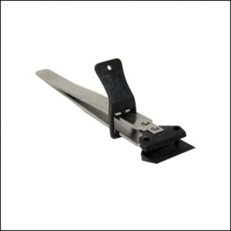 """Tweezer ESD Wafer Pick-Up Quick Change for 3-8"""" Wafers"""