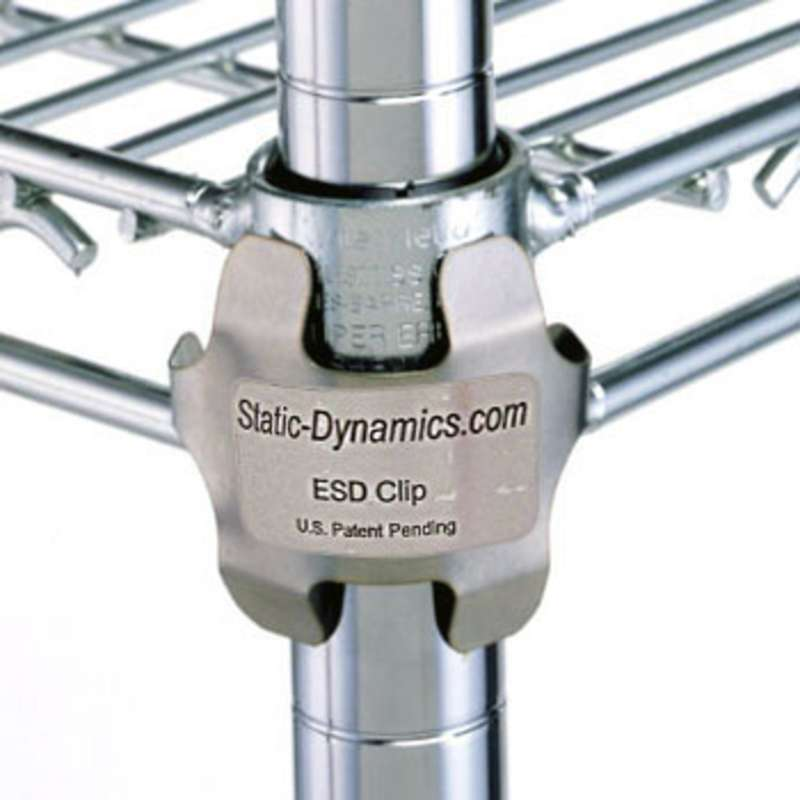 ESD Clip Kit, 4 Per Pack