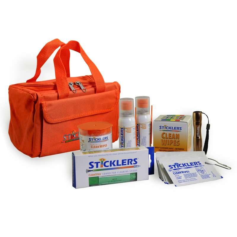 Sticklers™ Standard Fiber Optic Cleaning Kit