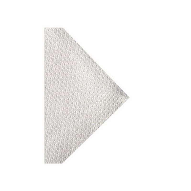 """NanoTek Laser-Sealed Polyester Cleanroom Wipers, 4 x 4"""", 600/BG, 8BG/CA"""