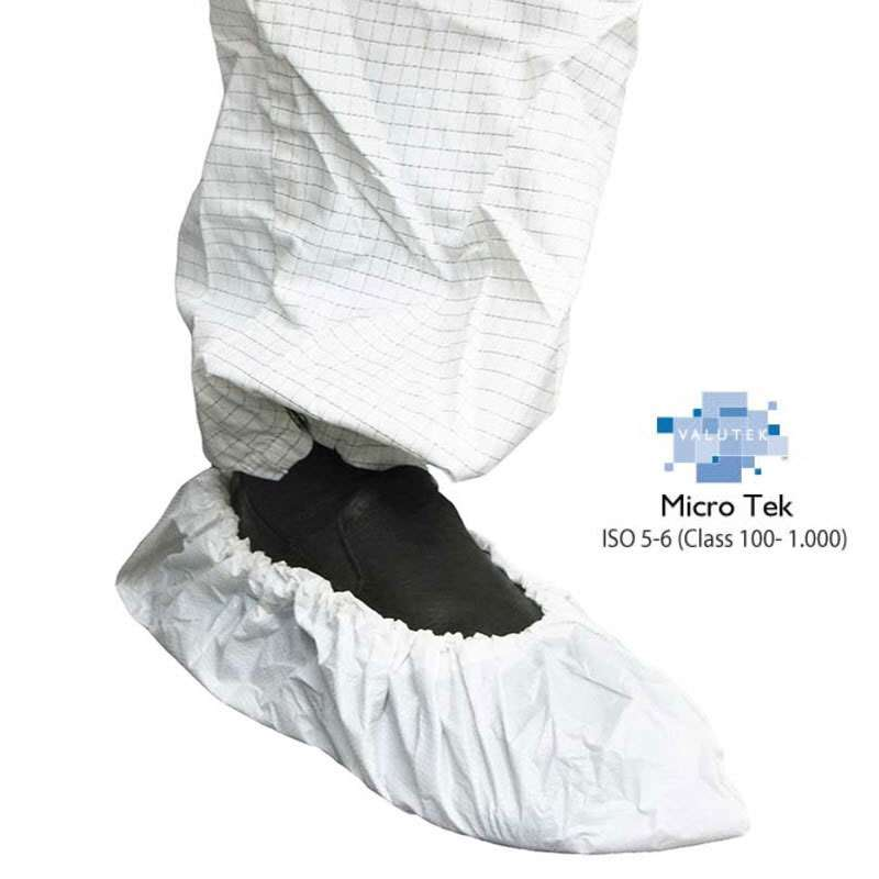 Valutek shoe cover cleanroom