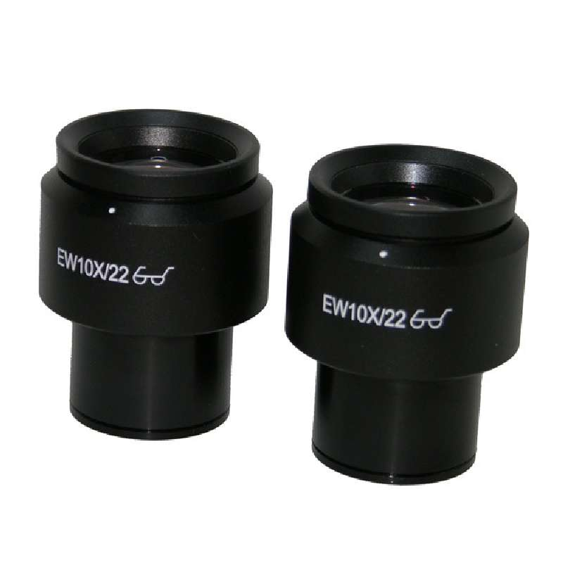 SX45 Series Eyepiece Reticle with 10mm/100 Divisions